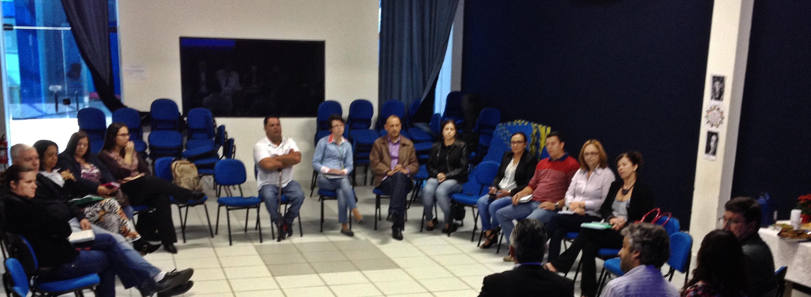 Capacitação de Servidores Campo Largo 4