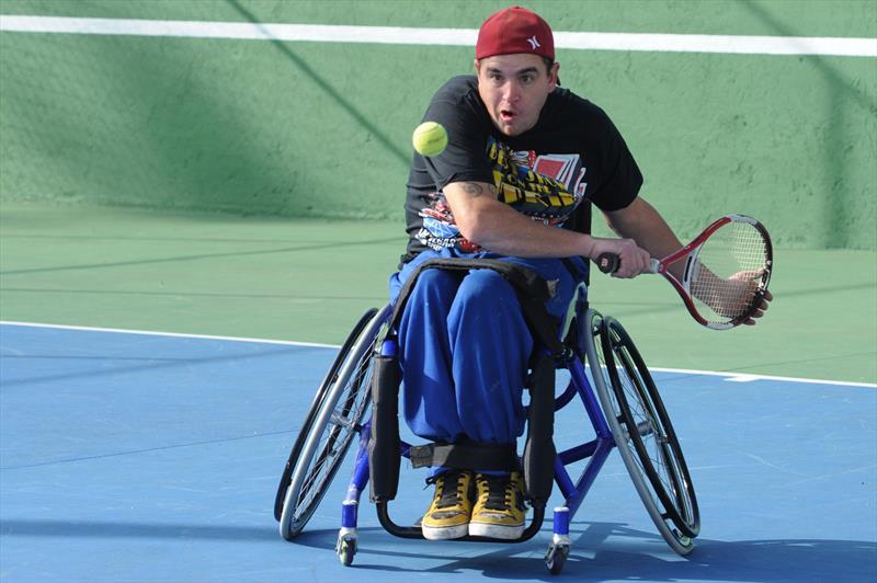 8e73ffd8257 ... Pessoas que utilizam cadeiras de rodas ganharam mais uma opção para a  prática de esporte em ...