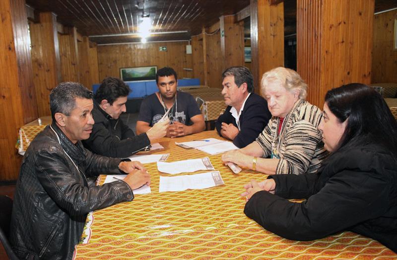 Ontem foi a vez dos moradores do Uberaba e Parolin participarem das consultas públicas do Fala Curitiba.