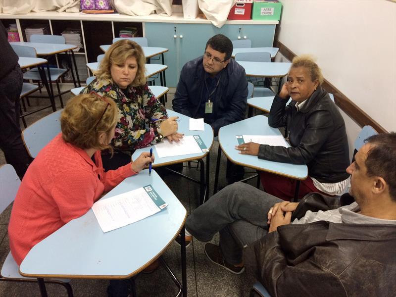 O novo modelo de consultas públicas Fala Curitiba aconteceu ontem (06/06) no Sítio Cercado e Jardim Gabineto
