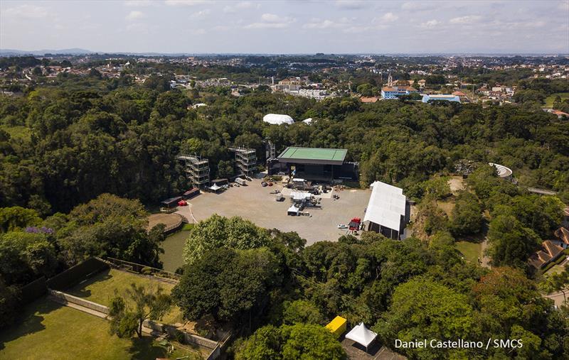 Festival provoca bloqueios perto da Pedreira