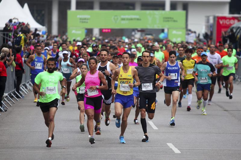 Maratona provoca bloqueios no domingo