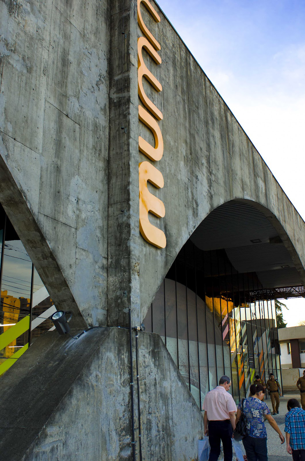 Portão Cultural, em 2012.