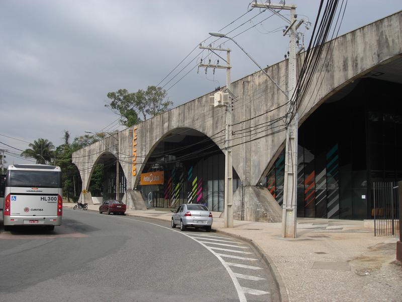 Portão Cultural, em 2015.