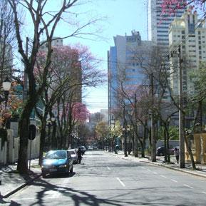 Rua Comendador Araújo