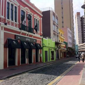 Rua São Francisco