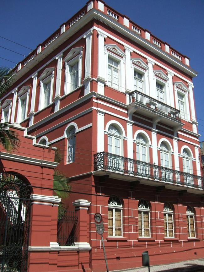 Complexo cultural Solar do Barão, em 2015.